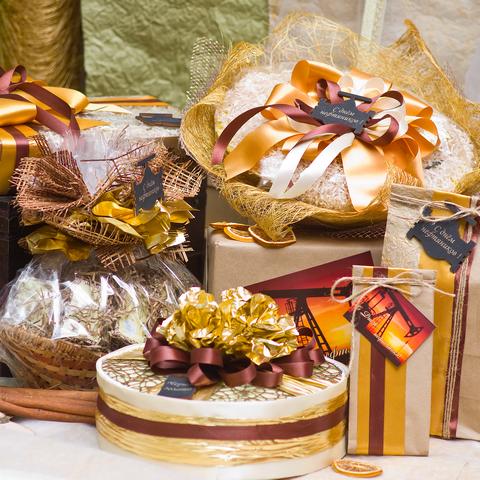 Набор шашлычный в подарок 235